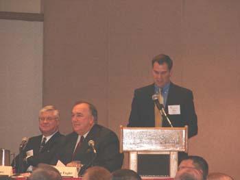 2006 Passport Weekend CEO Panel