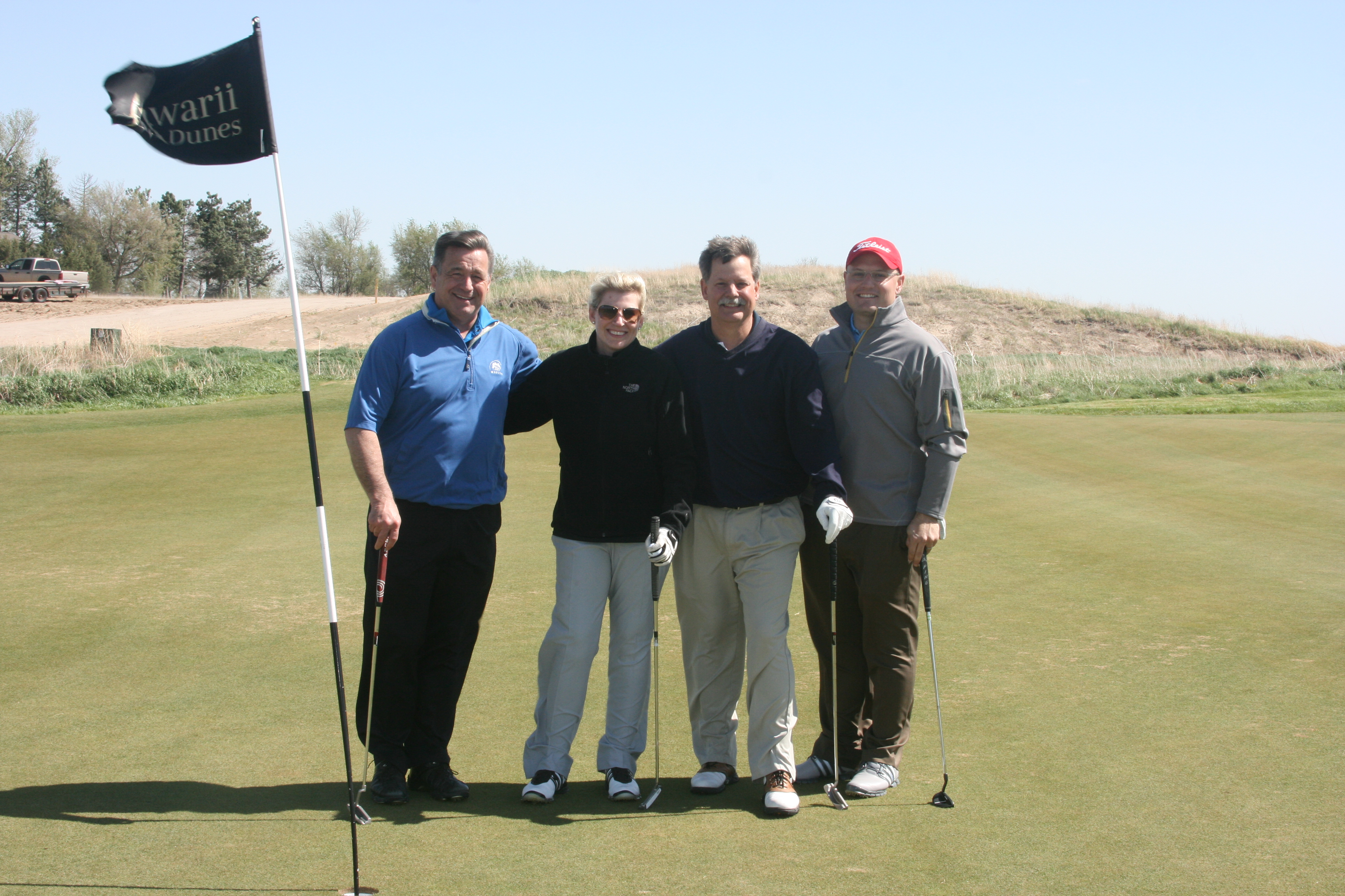 2014 Business and Industry Day Golf Photos