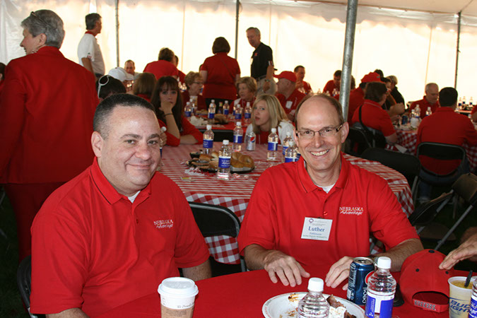 2010 Tailgate Party Photo Gallery